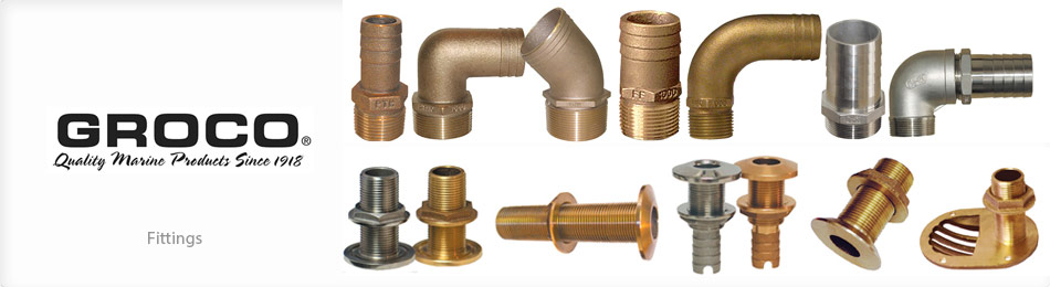Apply as a reseller of Groco, fittings. One of the premium brands distributed by East Marine in Thailand.