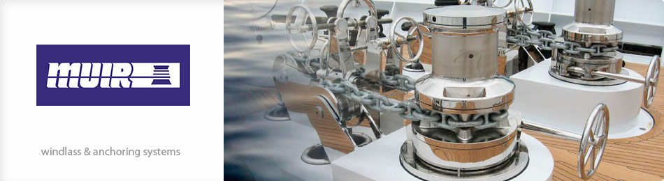 You can apply for reselling premium marine brands from East Marine, Phuket like Muir windlasses and anchoring systems.